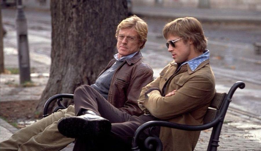 Robert Redford et Brad Pitt, deux anciens équipiers à la CIA, vont se retrouver alors que ce dernier a été capturé et doit être exécuté par le gouvernement chinois.