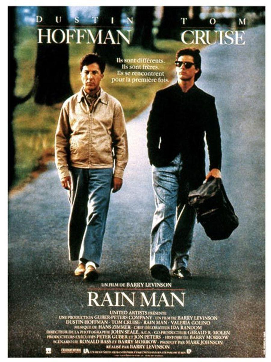 """6. """"Rain Man"""" de Barry Levinson"""
