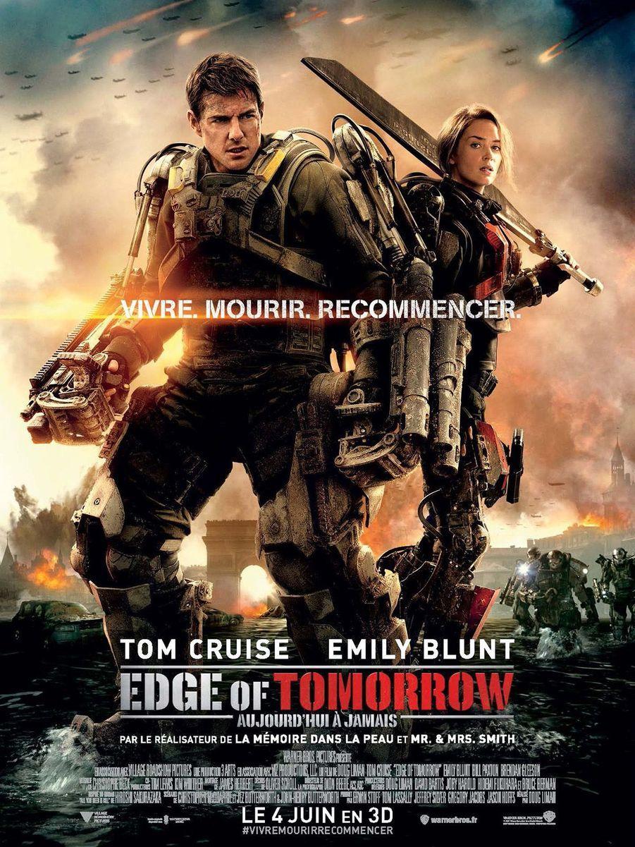 "9. ""Edge of Tomorrow"" de Doug Liman"