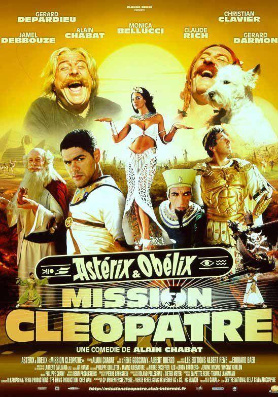 «Astérix et Obélix: mission Cléopatre» d'Alain Chabat (2002)