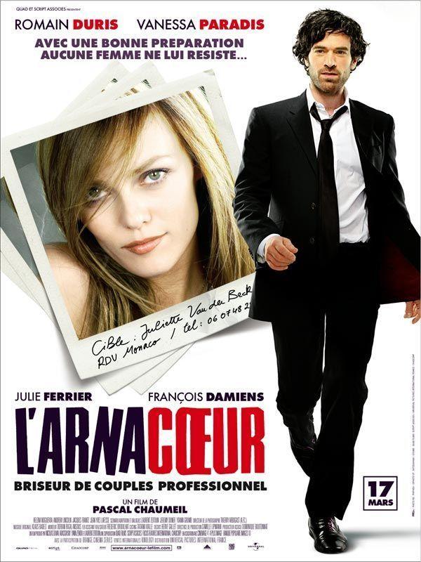 «L'Arnacoeur» de Pascal Chaumeil (film de clôture en 2010)
