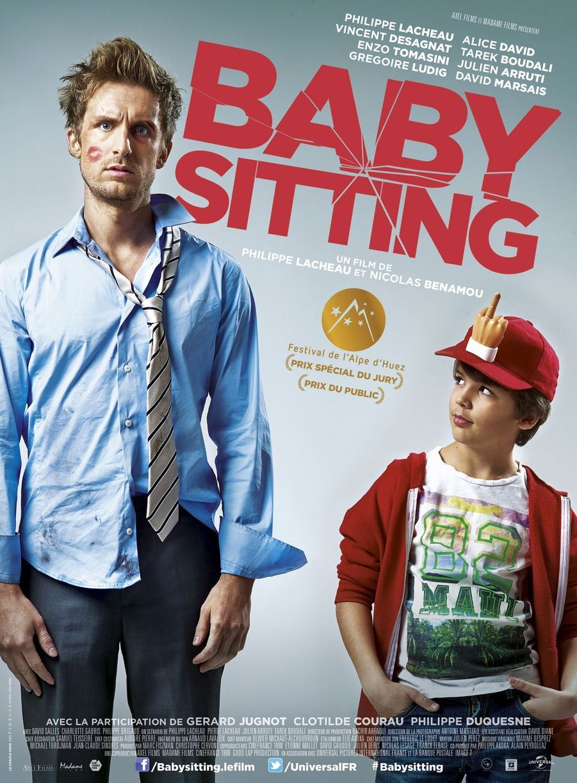 «Babysitting» de Philippe Lacheau et Nicolas Benamou (prix du public et du jury 2014)