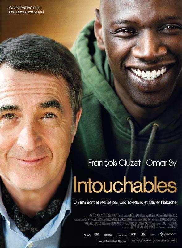 «Intouchables» d'Eric Toledano et Olivier Nakache (2011)