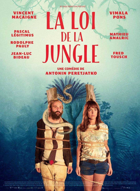 «La Loi de la jungle» d'Antonin Peretjatko (2016)