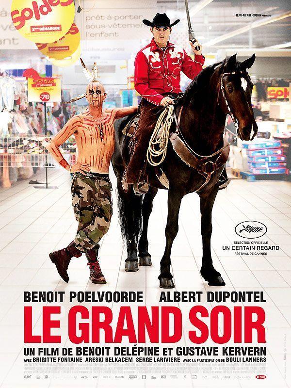 «Le Grand soir» de Gustave Kervern et Benoît Delépine (2012)