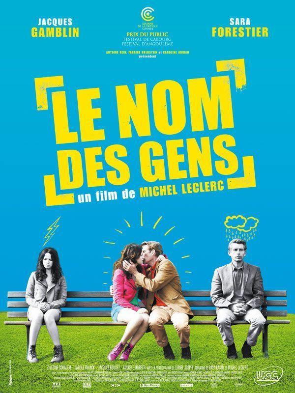 «Le Nom des gens» de Michel Leclerc (2010)