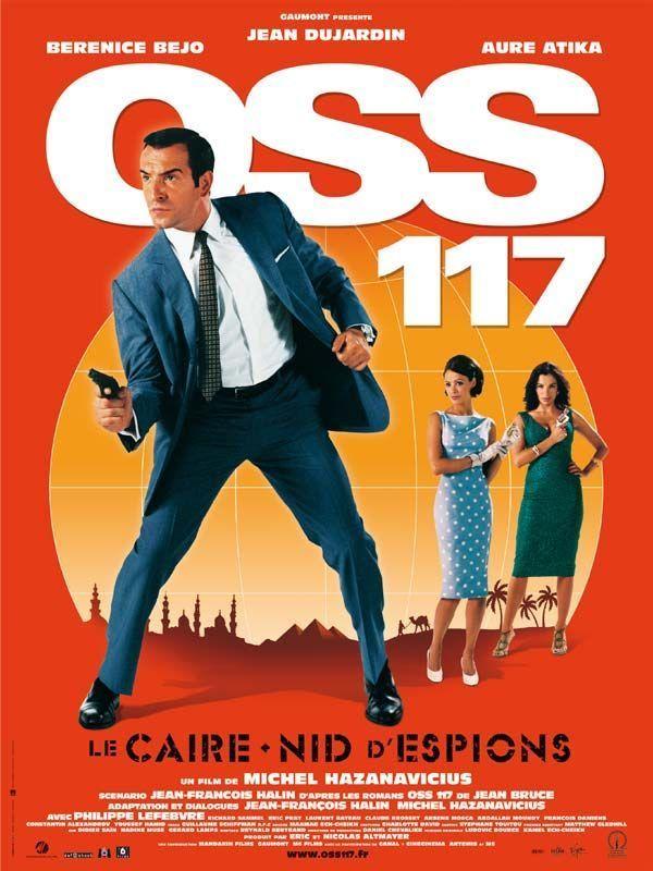«OSS 117: Le Caire nid d'espion» de Michel Hazanavicius (2006)