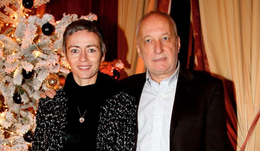 François Berléand a trois amours : sa femme, Alexia Stresi, leurs jumelles et le vin.
