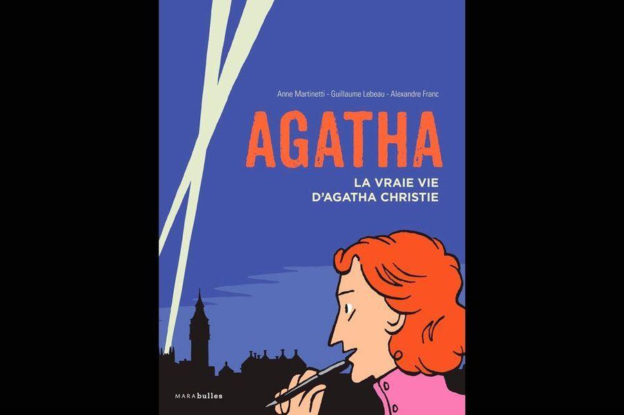 Il y a beaucoup de biographies dessinées dans les rayons des librairies et magasins spécialisés. Certains sont opportunistes, surfant sur le nom du sujet, d'autres non, comme «Agatha», excellente bd dont la ligne claire sied parfaitement au style so «british» de la romancière.«Agatha. La vraie vie d'Agatha Christie», d'Alexandre Franc, Anne Martinetti, Guillaume Lebeau, Marabout, 17,90 euros.