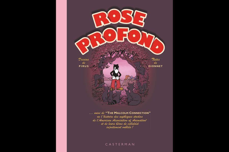 La réédition d'une bd culte de 1989, un modèle de détournement des codes imposés par Disney. Fous, les auteurs imaginent même une histoire des studios mythiques (et virtuels) de l'American Association of Animation.