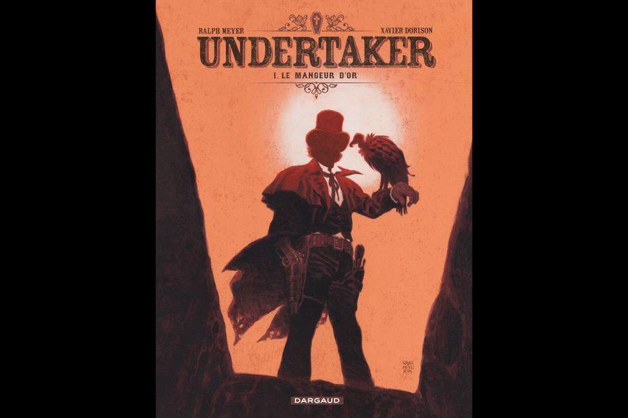 Le duo d'«Asgard» se reforme pour un nouveau récit d'aventure qui revisite l'histoire et l'imagerie du western. On a hâte de dévorer la suite comme les vautours de l'Undertaker.