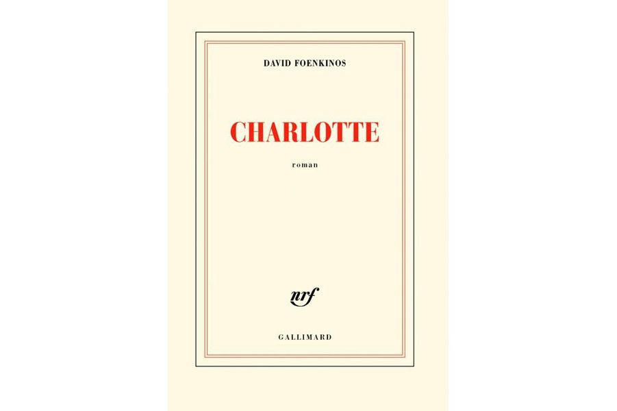 "La critique de ""Charlotte"" de David Foenkinos"