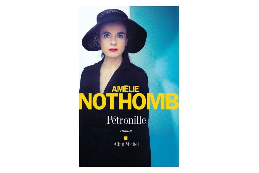 """""""Pétronille"""" d'Amélie Nothomb, éd. Albin Michel"""