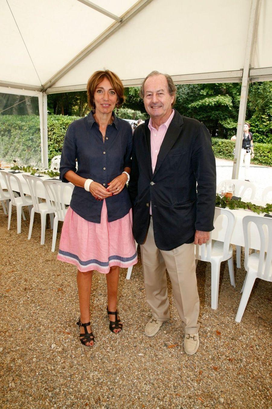 Marisol Touraine et Jean-Marie Rouart.