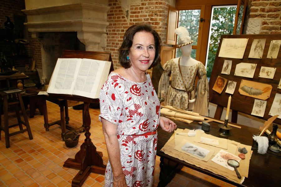Françoise Gallimard.