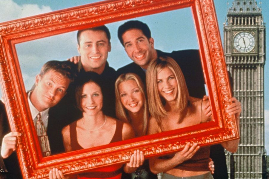 «Friends» (1994-2004)