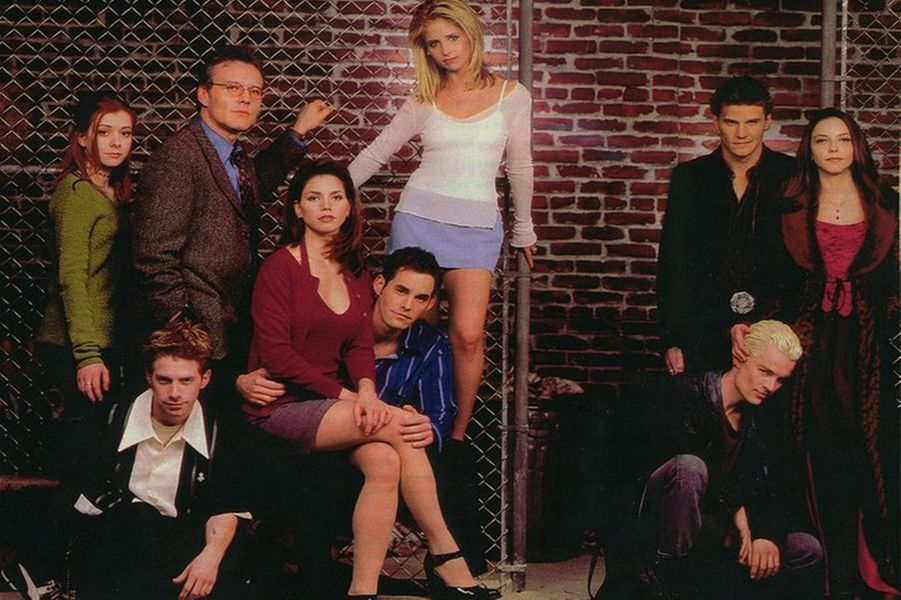 «Buffy contre les vampires» (1997-2003)