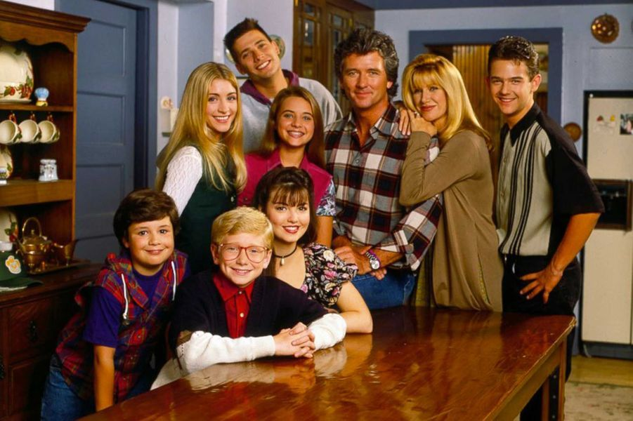 «Notre belle-famille» (1991-1998)