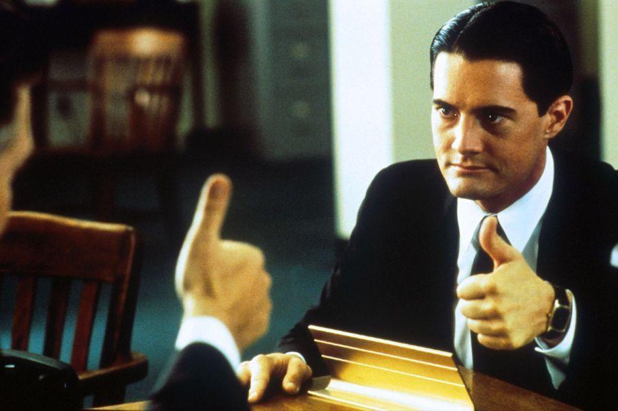 «Twin Peaks» (1990-1991).
