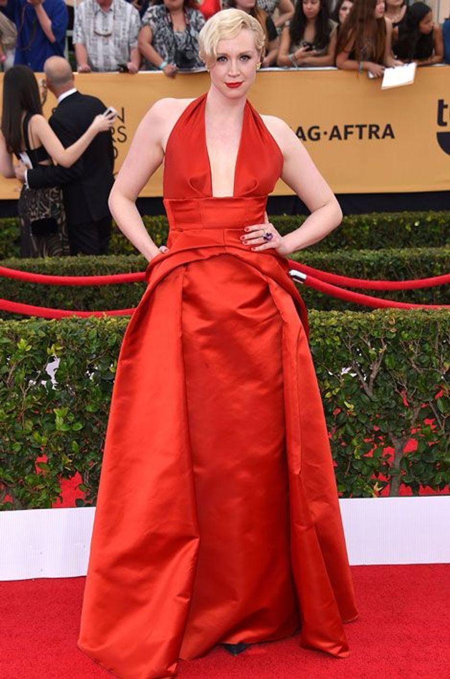 Gwendoline Christie (Brienne de Torth)