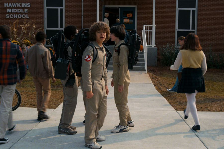 Gaten Matarazzo (Dustin Henderson)