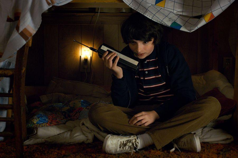 Finn Wolfhard (Mike Wheeler)