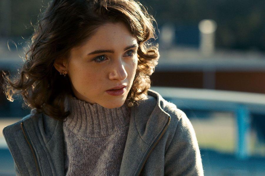 Natalia Dyer (NancyWheeler)