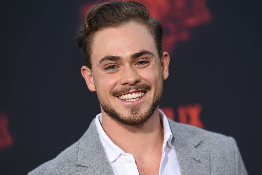 Dacre Montgomery (Billy Hargrove)