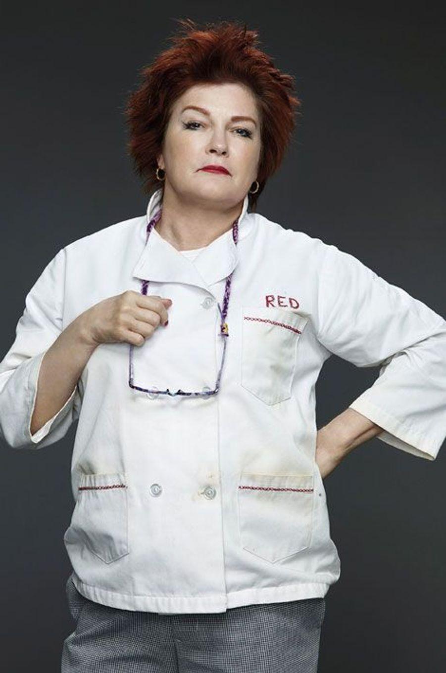 "Galina ""Red"" Reznikov (Kate Mulgrew)"