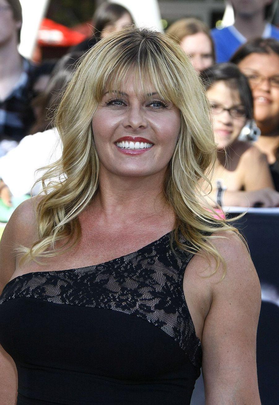 Nicole Eggert (Summer Quinn) en 2010