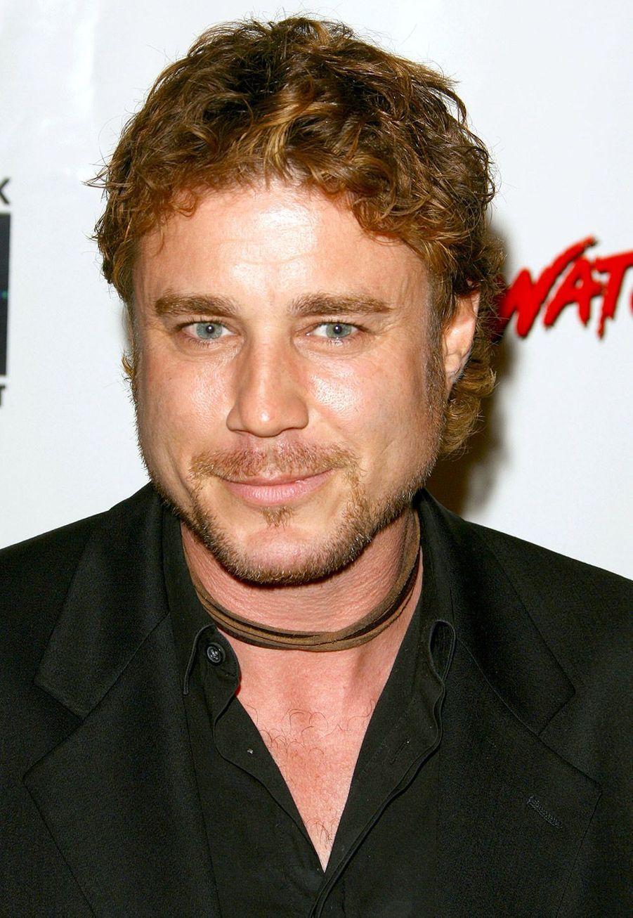 Jaason Simmons (Logan Fowler)