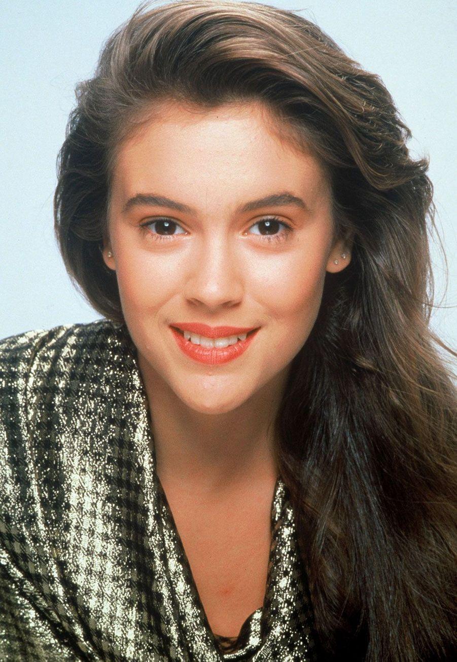 Alyssa Milano en 1992