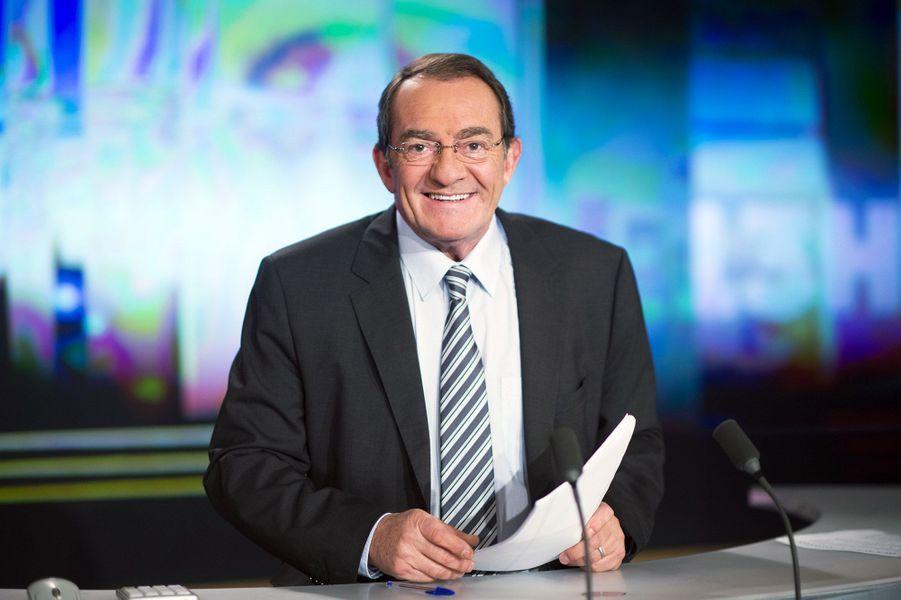 7- Jean-Pierre Pernaut (TF1)