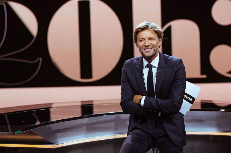 10- Laurent Delahousse (France 2)