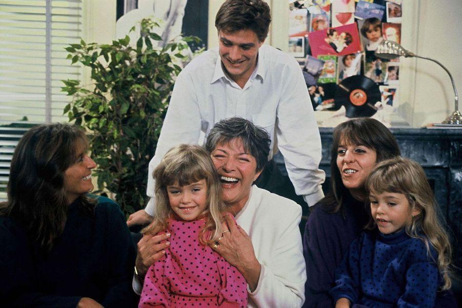 """En 1991, lors de l'émission """"Surprise sur prise"""""""