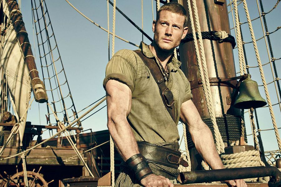 Tom Hopper : Billy Bones