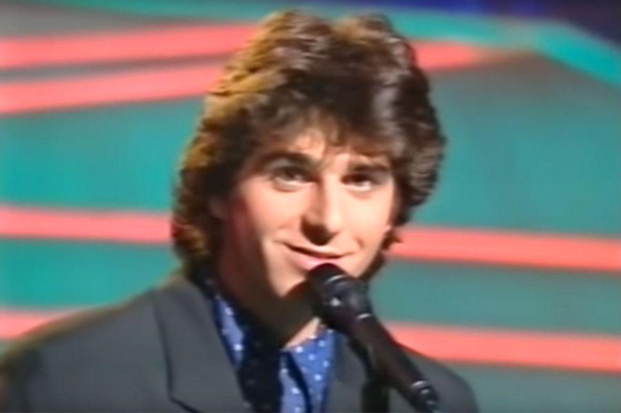 Patrick Fiori en 1993 pour la France