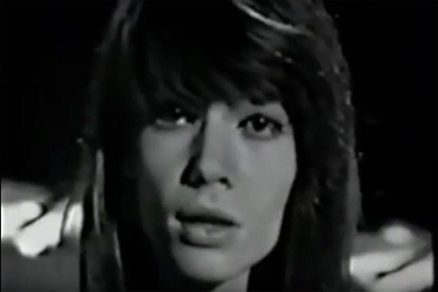Françoise Hardy en 1963 pour Monaco