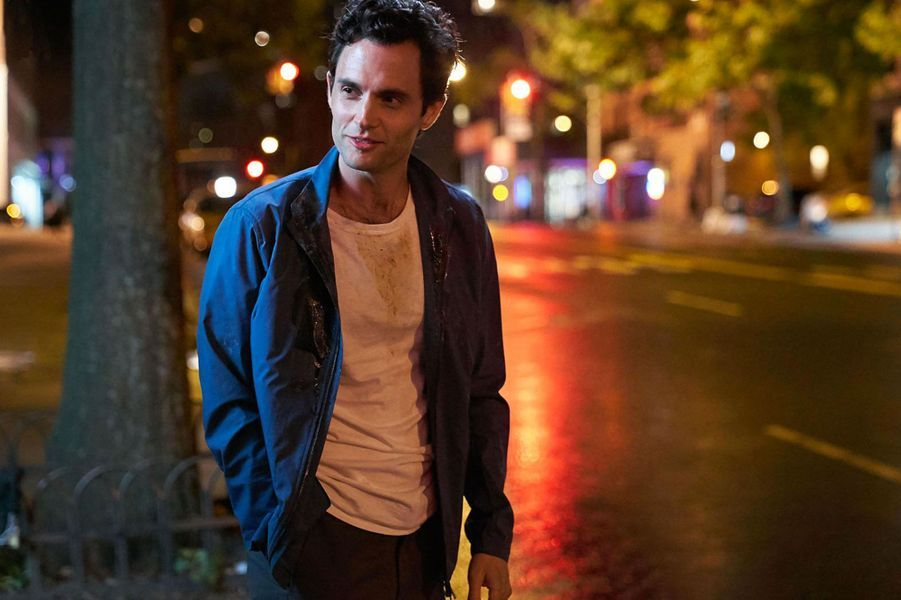 Penn Badgley, Joe Goldberg dans «You»