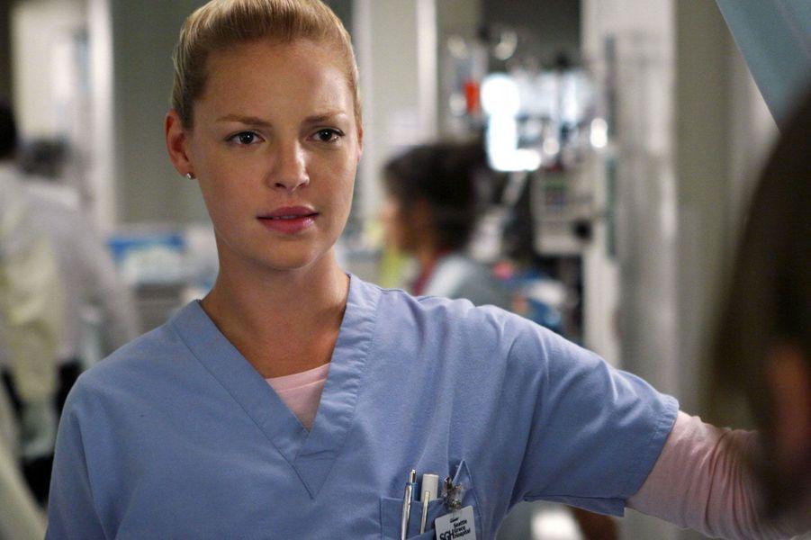Katherine Heigl, Izzie Stevens dans «Grey's Anatomy»