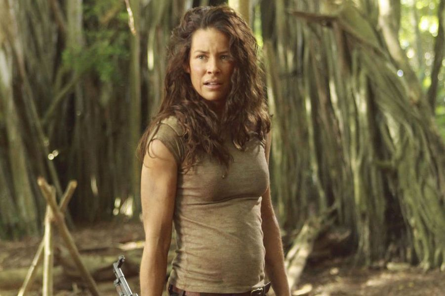 Evangeline Lilly, Kate Austen dans «Lost»