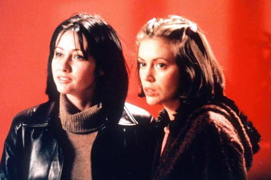Shannen Doherty et Alyssa Milano