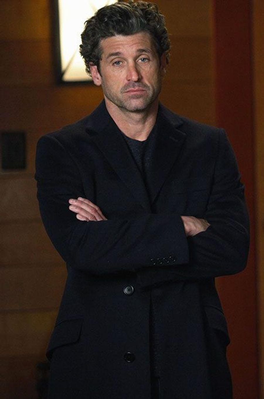 """Patrick Dempsey viré de """"Grey's Anatomy"""" à cause d'une relation adultère présumée avec une jeune assistante de plateau"""