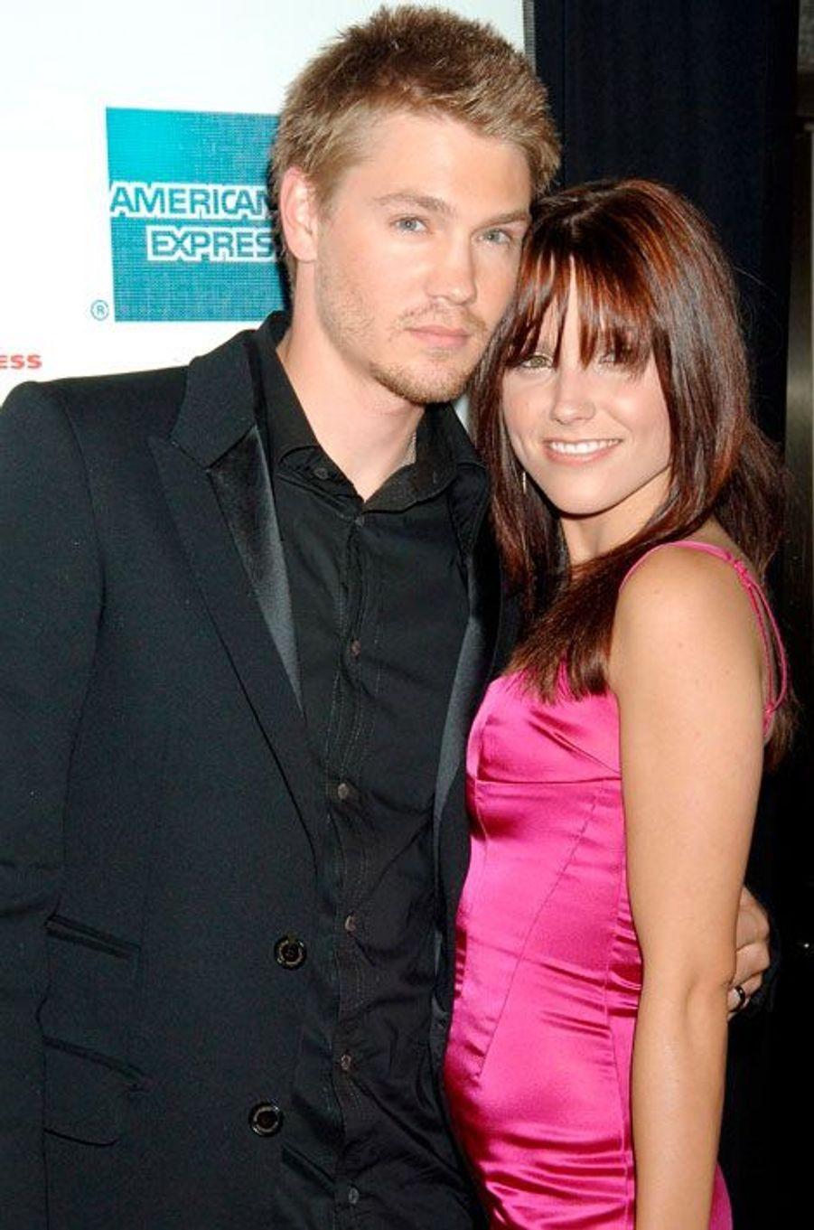 Chad Michael Murray et Sophia Bush