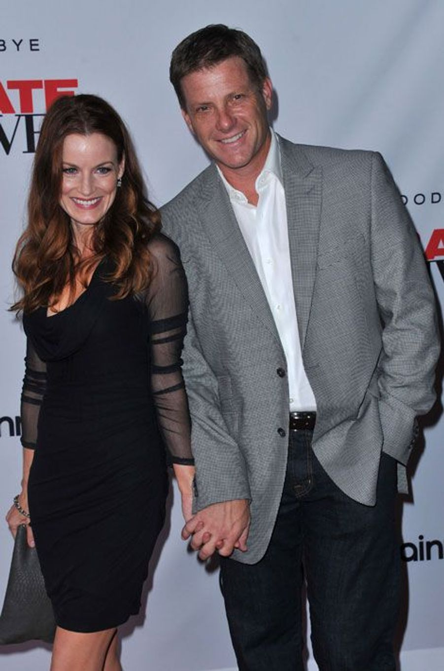 Doug Savant et Laura Leighton