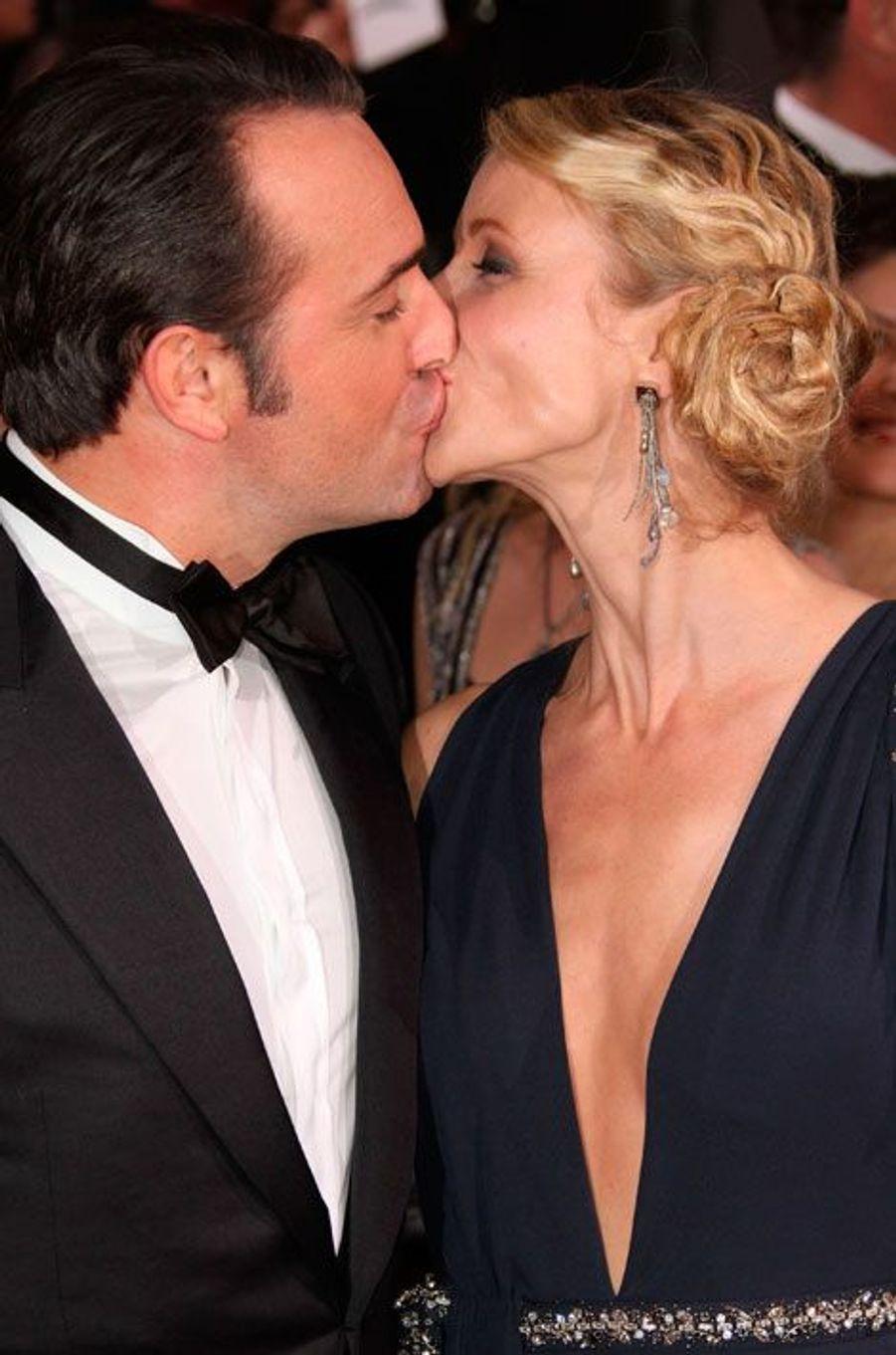 "Jean Dujardin et Alexandra Lamy d'""Un gars une fille"""