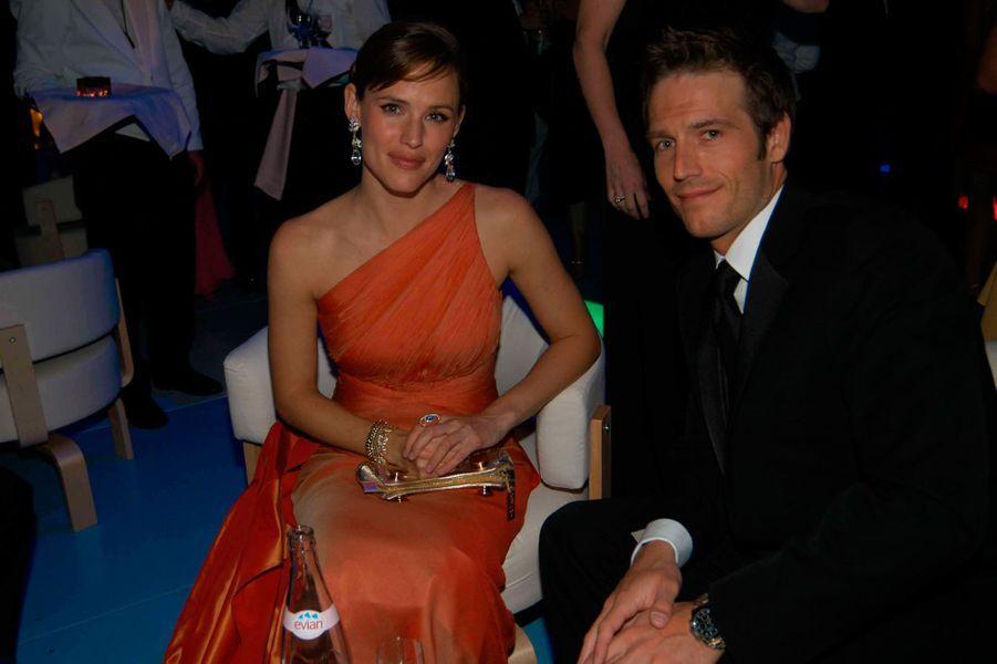 Jennifer Garner et Michael Vartan