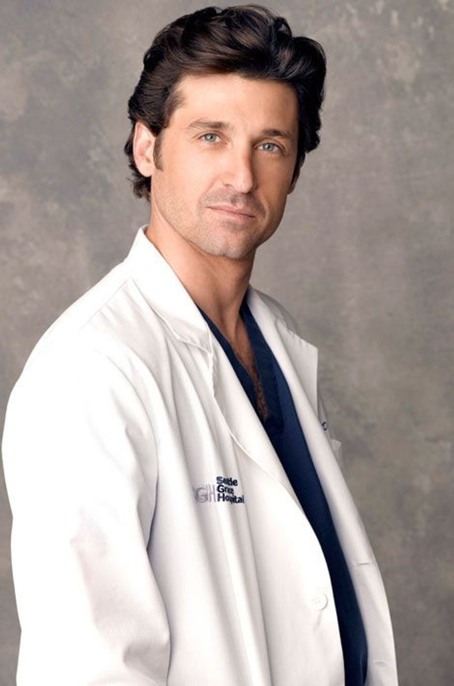 "10- Patrick Dempsey de ""Grey's Anatomy"" : 12 millions de dollars"