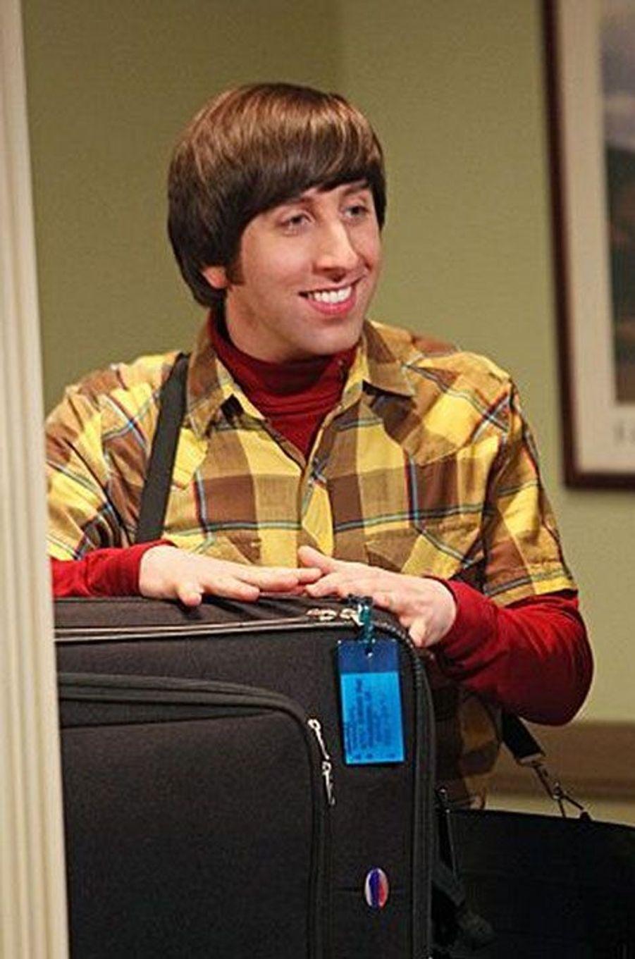 "3- Simon Helberg de ""The Big Bang Theory"" : 20 millions de dollars"