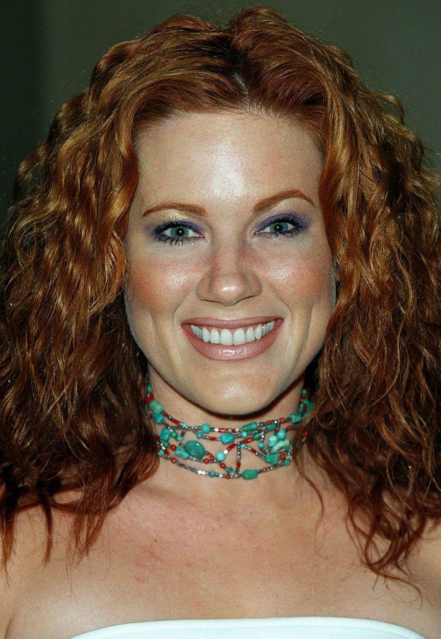 Elisa Donovan (Amber) en 2001